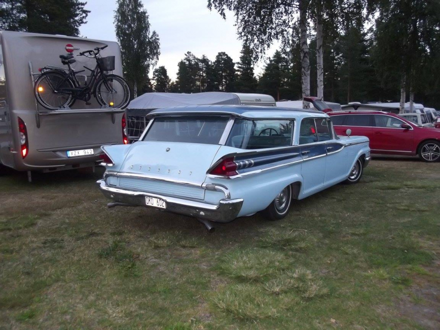 1959 Mercury Commuter